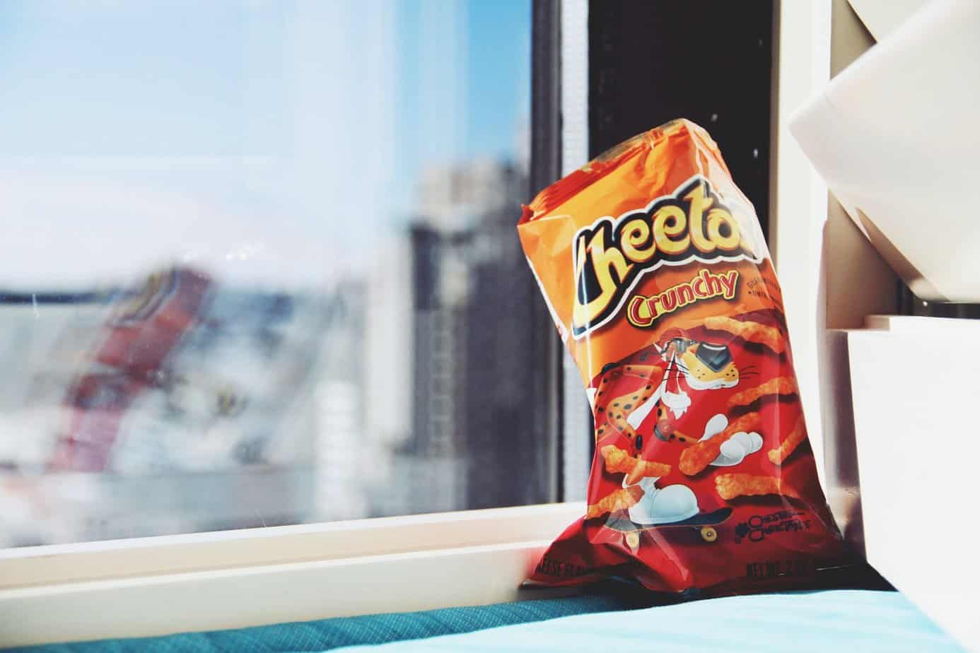 are cheetos gluten free
