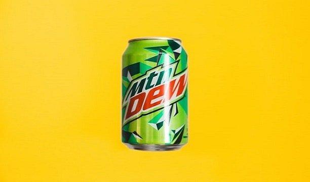 is mountain dew vegan