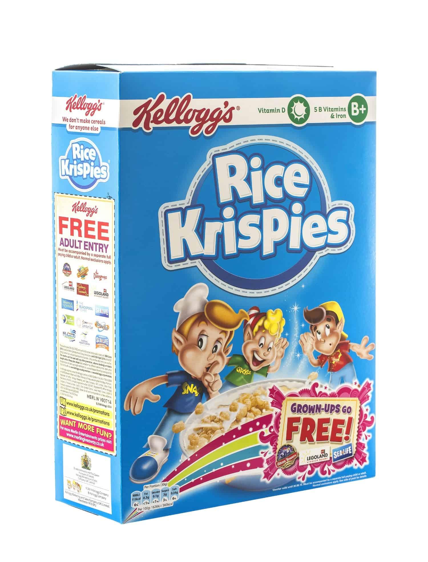 The Original Rice Krispies