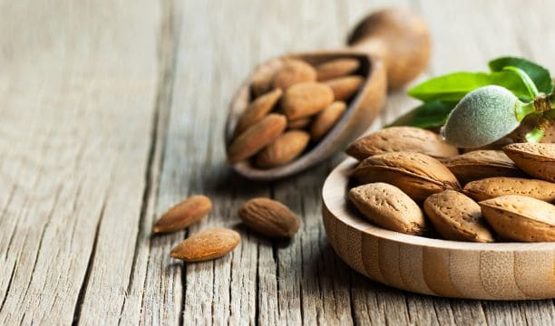 Green Almonds Nutrition